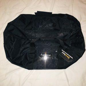 Supreme duffel bag